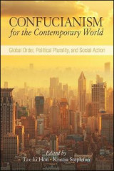 Omslag - Confucianism for the Contemporary World