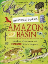 Omslag - Expedition Diaries: Amazon Basin