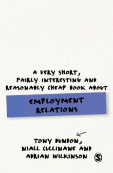 A Very Short, Fairly Interesting and Reasonably Cheap Book About Employment Relations av Tony Dundon, Niall Cullinane og Adrian Wilkinson (Heftet)