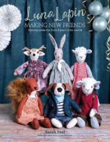 Omslag - Luna Lapin: Making New Friends
