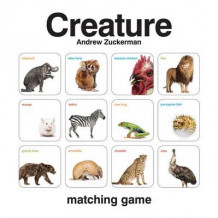 Creature Matching Game (Spill)