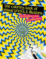 Omslag - The Coloring Book of Visual Tricks & Illusions