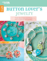 Omslag - Button Lover's Jewelry