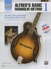 Alfred'S Basic Mandolin Method 1 (Revised) av L C Harnsberger og Ron Manus (Ukjent)