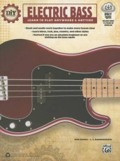 DIY (Do it Yourself) Electric Bass av L C Harnsberger og Ron Manus (Bok uspesifisert)