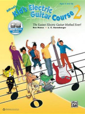 Kids Electric Guitar Course 2 av L C Harnsberger og Ron Manus (Bok uspesifisert)