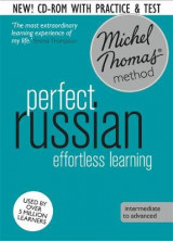 Omslag - Perfect Russian Intermediate Course: Learn Russian with the Michel Thomas Method