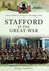 Omslag - Stafford in the Great War