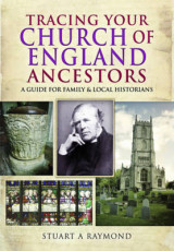 Omslag - Tracing Your Church of England Ancestors