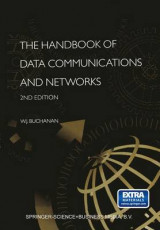 Omslag - The Handbook of Data Communications and Networks: Volume 1 & 2