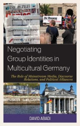 Omslag - Negotiating Group Identities in Multicultural Germany