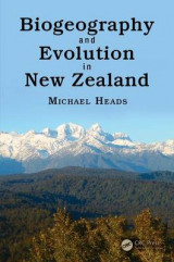 Omslag - Biogeography and Evolution in New Zealand