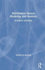Omslag - Distribution System Modeling and Analysis