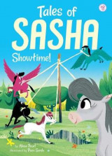 Omslag - Tales of Sasha 8: Showtime!