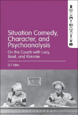 Omslag - Situation Comedy, Character, and Psychoanalysis