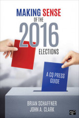 Omslag - Making Sense of the 2016 Elections