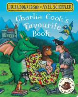 Omslag - Charlie Cook's Favourite Book