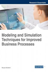Omslag - Modeling and Simulation Techniques for Improved Business Processes