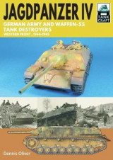 Omslag - Jagdpanzer IV: German Army and Waffen-SS Tank Destroyers