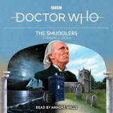 Omslag - Doctor Who: The Smugglers