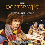 Omslag - Doctor Who and the Underworld