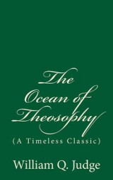 Omslag - The Ocean of Theosophy