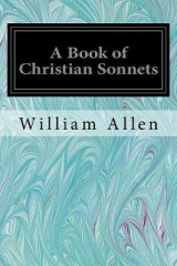 Omslag - A Book of Christian Sonnets