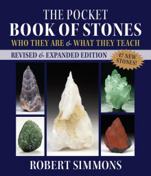 The Pocket Book Of Stones, Revised Edition av Robert Simmons (Heftet)