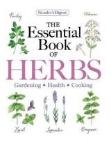 Omslag - Reader's Digest the Essential Book of Herbs