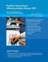 Omslag - Plunkett's Outsourcing & Offshoring Industry Almanac 2021