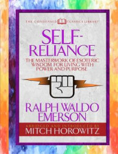 Self-Reliance (Condensed Classics) av Ralph Waldo Emerson og Mitch Horowitz (Heftet)