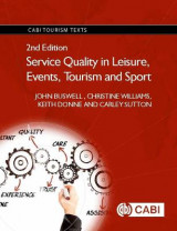 Omslag - Service Quality in Leisure, Events, Tourism and Sport