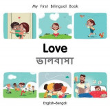 Omslag - My First Bilingual Book-Love (English-Bengali)
