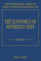 Omslag - The Economics of Sovereign Debt