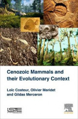 Omslag - Cenozoic Mammals and their Evolutionary Context