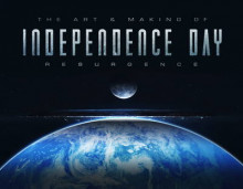 The Art & Making of Independence Day Resurgence av Simon Ward (Innbundet)
