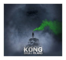 The Art and Making of Kong av Simon Ward (Innbundet)
