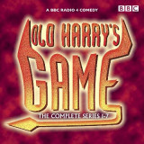 Omslag - Old Harry's Game - The Complete Series 1-7