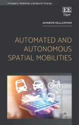 Omslag - Automated and Autonomous Spatial Mobilities