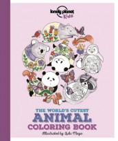 Lonely Planet the World's Cutest Animal Coloring Book av Lonely Planet (Heftet)