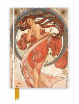 Omslag - Mucha: The Arts, Dance (Foiled Journal)