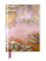 Omslag - Monet: Waterlilies (Foiled Journal)