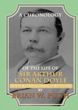 Omslag - A Chronology of the Life of Sir Arthur Conan Doyle 2014 Revised and Expanded Edition - Addenda & Corrigenda 2016