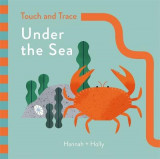 Omslag - Hannah + Holly Touch and Trace: Under the Sea