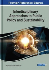 Omslag - Interdisciplinary Approaches to Public Policy and Sustainability