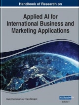 Omslag - Handbook of Research on Applied AI for International Business and Marketing Applications