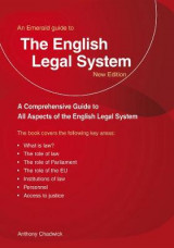 Omslag - A Guide To The English Legal System