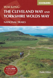 The Cleveland Way and the Yorkshire Wolds Way av Paddy Dillon (Heftet)