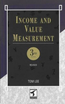 Income and Value Measurement av Thomas A. Lee (Heftet)