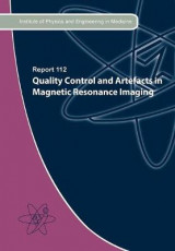 Omslag - Quality Control and Artefacts in Magnetic Resonance Imaging